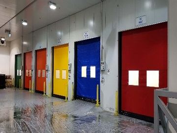 Dynaco High Speed Door + Videos